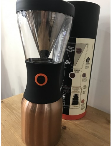 CAFETIERE ASOBU COLD BREW COFFEE COPPER